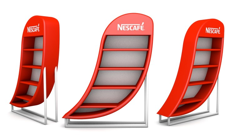 Nescafé Rendering Regal
